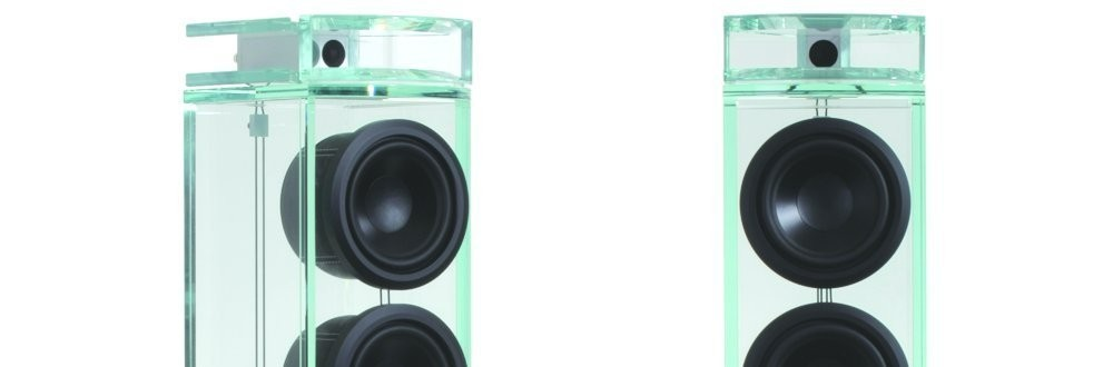 Diamond Glass Loudspeakers