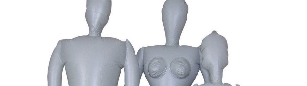Inflatable Mannequins
