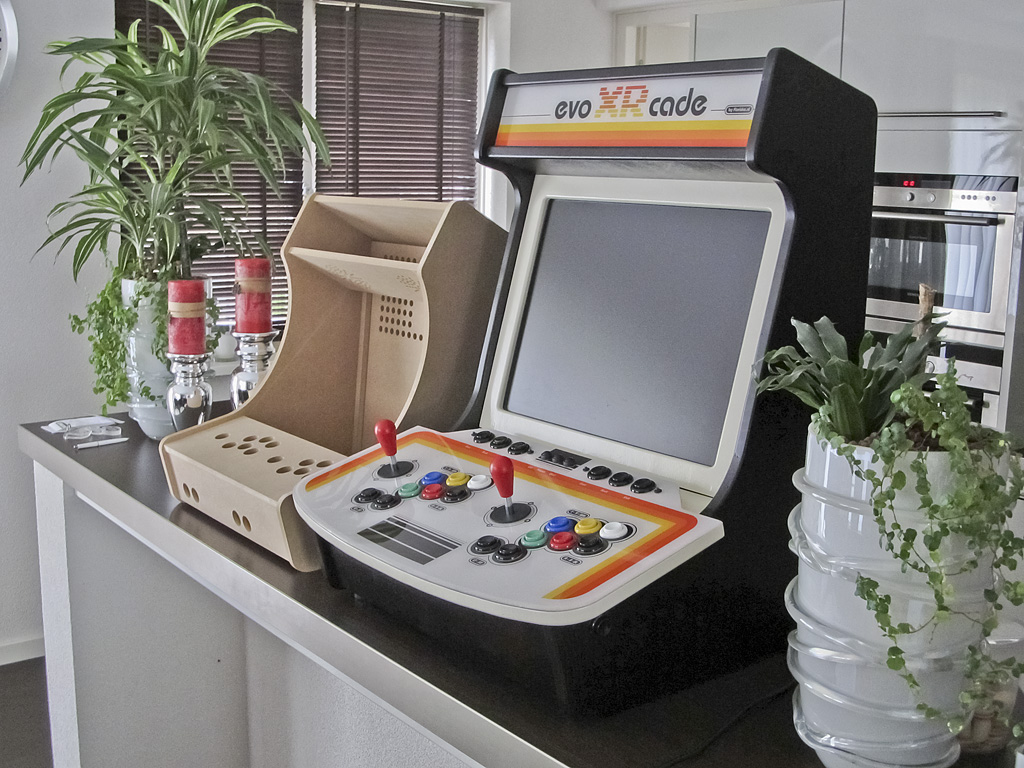 Home Bartop Arcade Machines